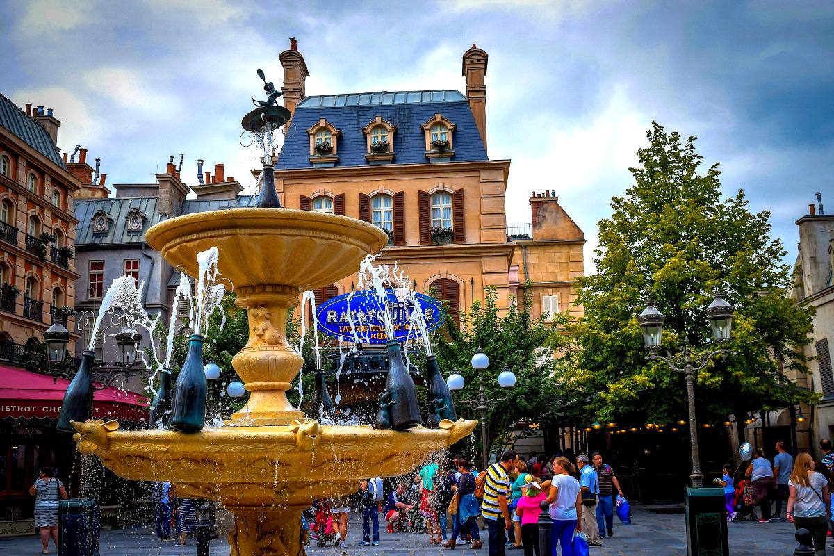 travel from paris airport to disneyland