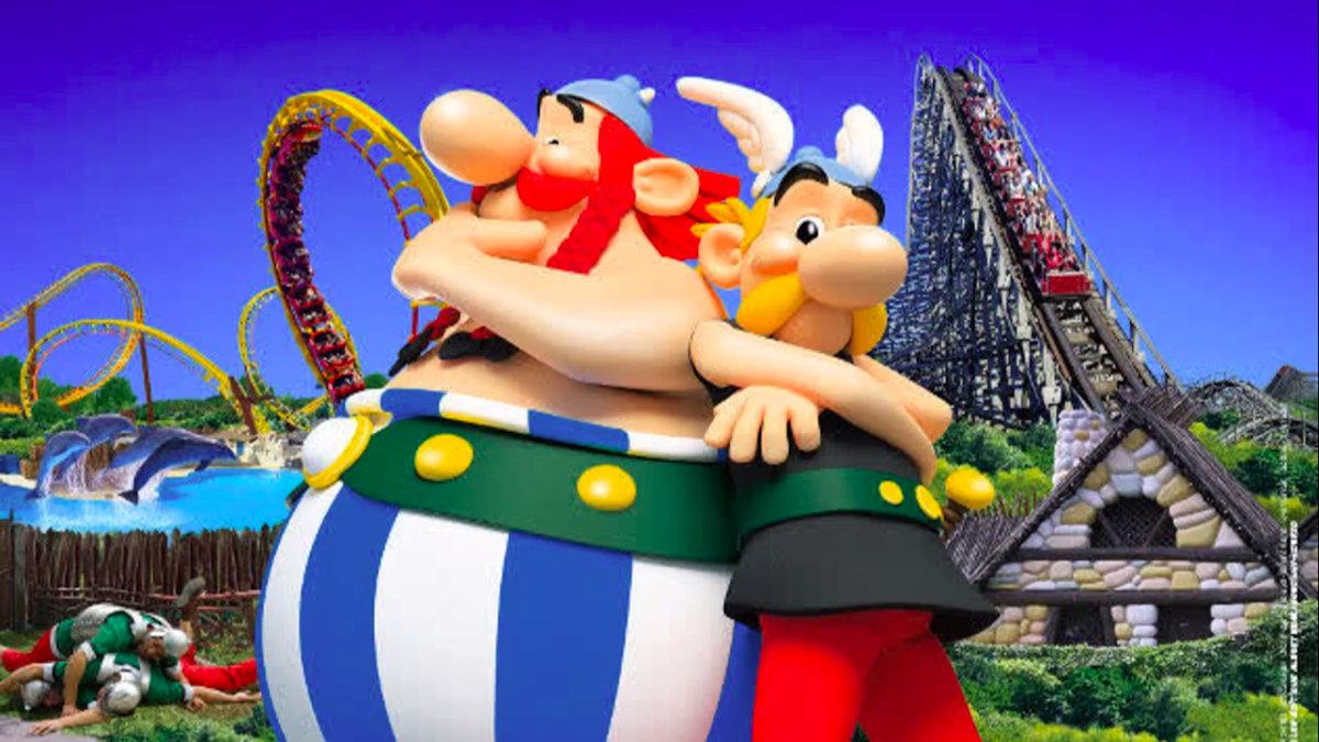 Asterix Park Paris