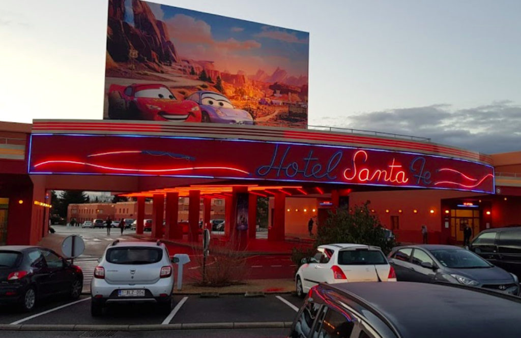 Charles de gaulle airport to Santa Fe hotel transfers