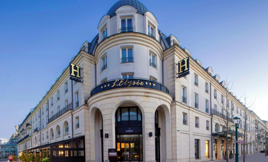 Transfers from Orly airport to Hotel I'Elysee Val d'Europe